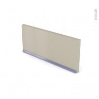 SILEN Argile - plinthe N°35- Avec joint d'étanchéité - L220xH14,4