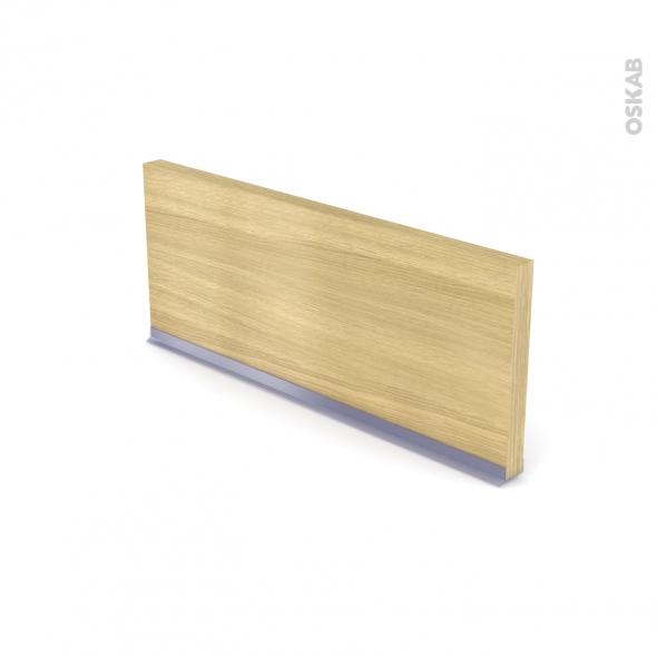 BASILIT Bois Brut - plinthe N°35 - Avec joint d'étanchéité - L220xH14,4