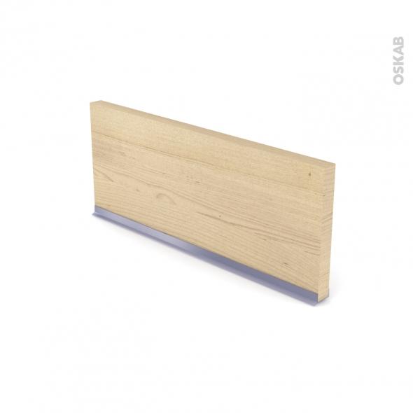 BETULA Bouleau - plinthe N°35 - Avec joint d'étanchéité - L220xH14,4