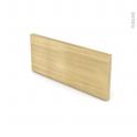 BASILIT Bois Brut - plinthe N°35 - L220xH14