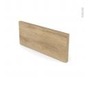 HOSTA Chêne naturel - plinthe N°35 - L220xH15
