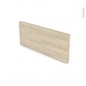 STILO Noyer Blanchi - plinthe N°35 - L220xH14