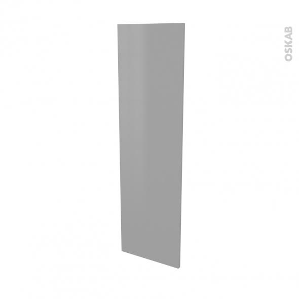 Finition cuisine - Joue N°34 - FILIPEN Gris - L37 x H125 cm
