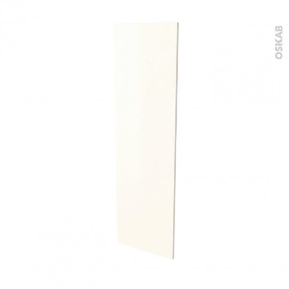 Finition cuisine - Joue N°34 - FILIPEN Ivoire - L37 x H125 cm