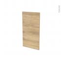 Finition cuisine - Joue N°30 - HOSTA Chêne naturel - L37 x H70 cm
