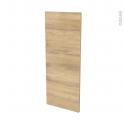 Finition cuisine - Joue N°32 - HOSTA Chêne naturel - L37 x H92 cm