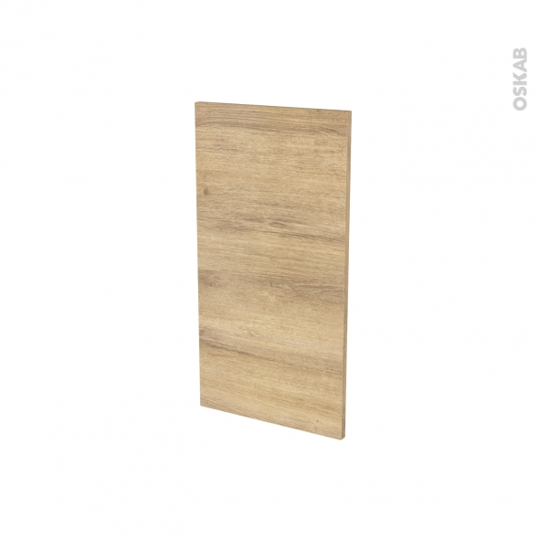 Chêne naturel N°206 - joue N°30 - L37xH70