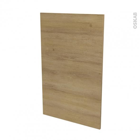 Finition cuisine - Joue N°29 - HOSTA Chêne naturel - A redécouper - L58 x H57 cm