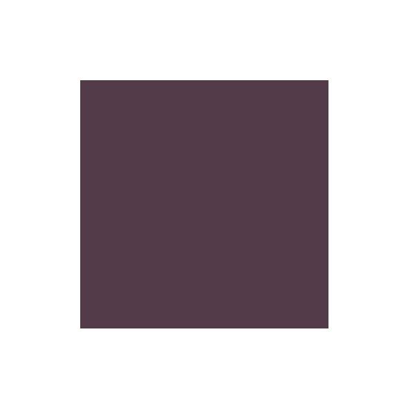 Finition cuisine - Joue N°29 - KERIA Aubergine - A redécouper - L58 x H57 cm