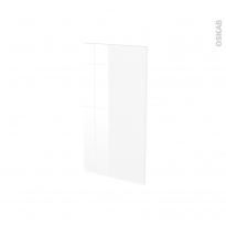 STECIA Blanc - Rénovation 18 - joue N°81 - L37,5xH70