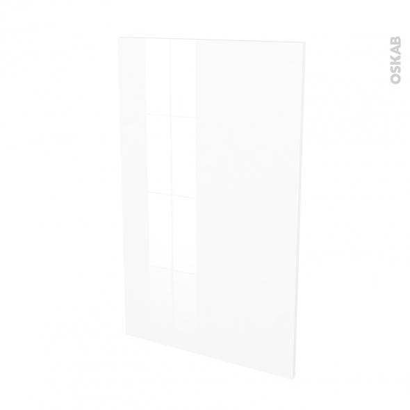 Finition cuisine - Joue N°31 - STECIA Blanc - L58 x H92 cm