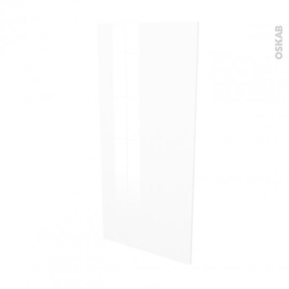 Finition cuisine - Joue N°33 - STECIA Blanc - L58 x H125 cm
