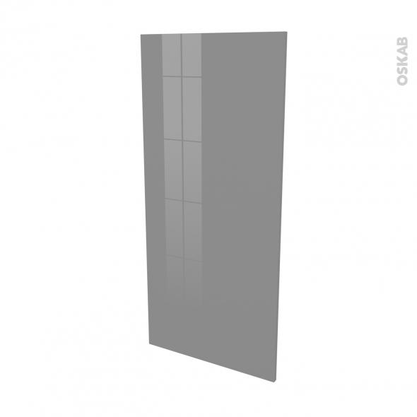 STECIA Gris - Rénovation 18 - joue N°80 - L60xH125