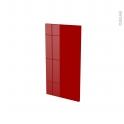 STECIA Rouge - joue N°30 - L37xH70