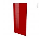 STECIA Rouge - joue N°33 - L58xH125