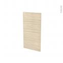 Finition cuisine - Joue N°30 - STILO Noyer Blanchi - L37 x H70 cm