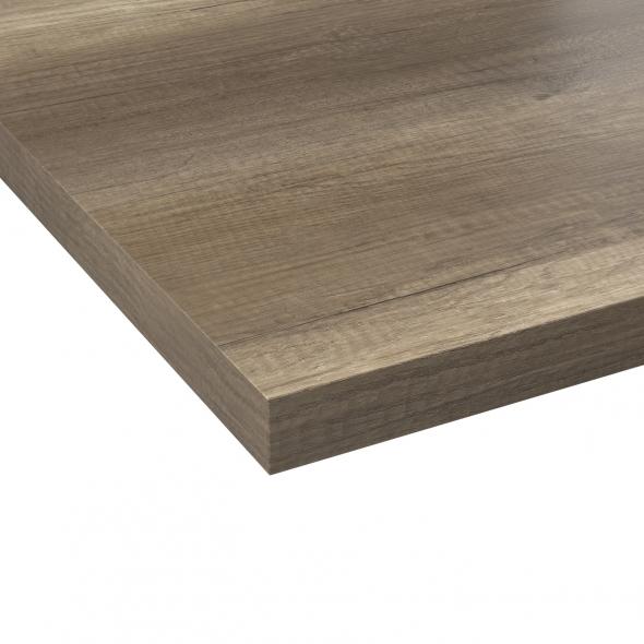 PLANEKO - Chant plan de travail N°25 - Chêne relief - L304xl4,5xE0,1cm