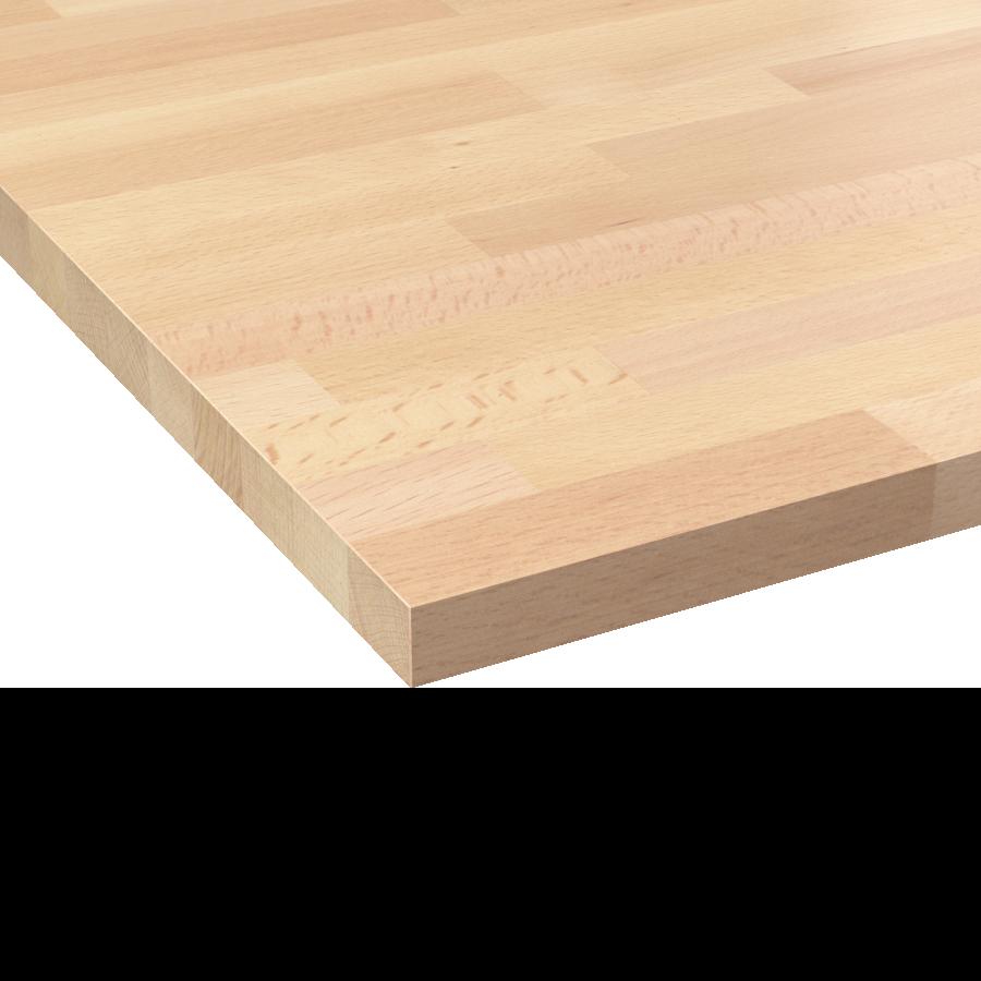 Plan De Travail Ikea Bois Massif plan de travail cuisine n°606 hêtre lamelle bois massif, l200 xl65 x e2,6  cm, planeko