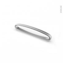 SOKLEO - Poignée de cuisine N°48 - Inox brossé - 16,5cm - Entraxe 128