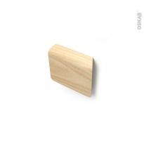Poignée de meuble - de cuisine N°78 - Frêne naturel - Entraxe 32 mm - SOKLEO