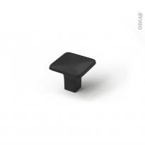 Poignée de meuble - de cuisine N°66 - Noir mat - 3,2cm - SOKLEO