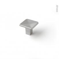 Poignée de meuble - de cuisine N°68 - Inox brossé - 3,2cm - SOKLEO