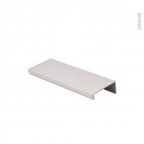 SOKLEO - Poignée de cuisine - Pour meuble alu vitré - 15cm