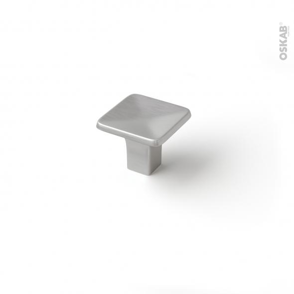 Poignée de meuble - de salle de bains N°68 - Inox brossé - 3,2cm - HAKEO