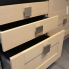 #Poignée de meuble - de cuisine N°14 - Inox brossé - 7,3 cm - Entraxe 32 mm - SOKLEO