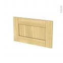BASILIT Bois Brut - face tiroir N°10 - L60xH35