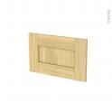 BASILIT Bois Brut - face tiroir N°7 - L50xH31