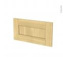 BASILIT Bois Brut - face tiroir N°8 - L60xH31
