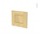 BASILIT Bois Brut - face tiroir N°9 - L40xH35