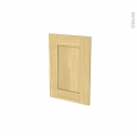 BASILIT Bois Brut - porte N°14 - L40xH57