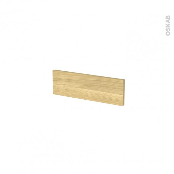 BASILIT Bois Brut - face tiroir N°1 - L40xH13