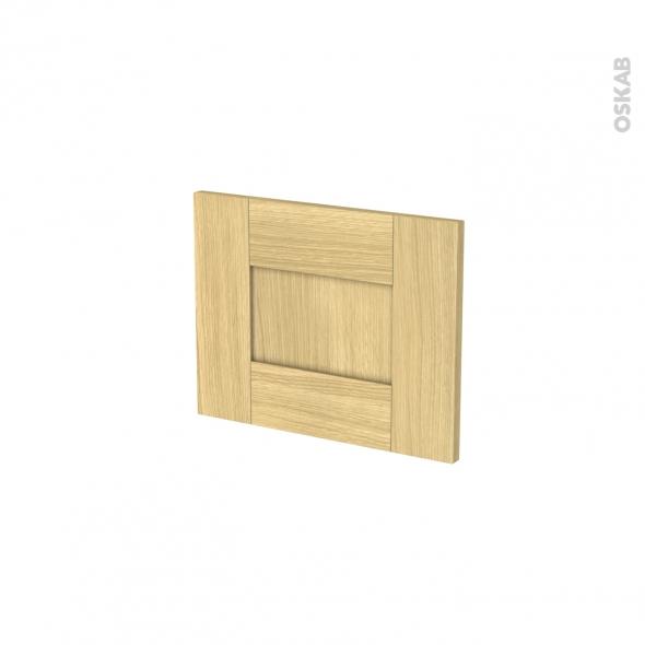 BASILIT Bois Brut - face tiroir N°6 - L40xH31