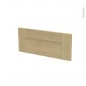 BASILIT Bois Vernis - face tiroir N°5 - L60xH25