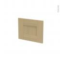 BASILIT Bois Vernis - face tiroir N°6 - L40xH31