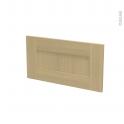 BASILIT Bois Vernis - face tiroir N°8 - L60xH31