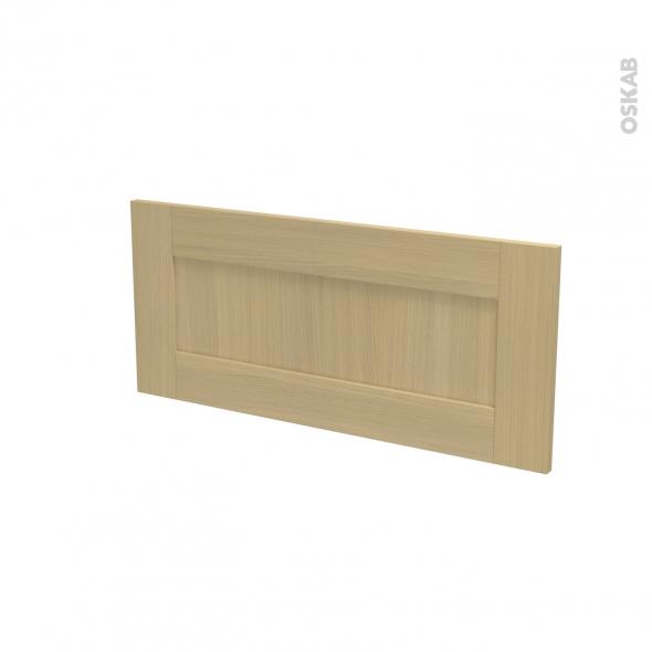 BASILIT Bois Vernis - face tiroir N°11 - L80xH35