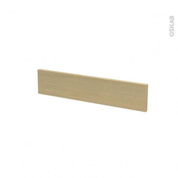 BASILIT Bois Vernis - face tiroir N°3 - L60xH13