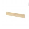 BETULA Bouleau - face tiroir N°42 - L80xH13