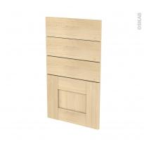 BETULA Bouleau - façade N°53 4 tiroirs - L40xH70
