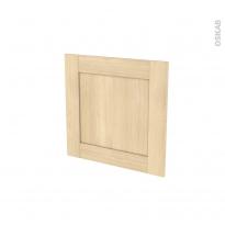 BETULA - Porte N°16 - Lave vaisselle intégrable - L60xH57