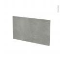 Façades de cuisine - Face tiroir N°10 - FAKTO Béton - L60 x H35 cm