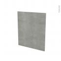 Façades de cuisine - Porte N°21 - FAKTO Béton - L60 x H70 cm