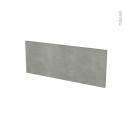 Façades de cuisine - Face tiroir N°38 - FAKTO Béton - L80 x H31 cm