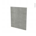 Finition cuisine - Joue N°29 - FAKTO Béton - L58 x H70 cm