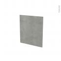 Façades de cuisine - Porte N°15 - FAKTO Béton - L50 x H57 cm