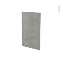 Façades de cuisine - Porte N°19 - FAKTO Béton - L40 x H70 cm